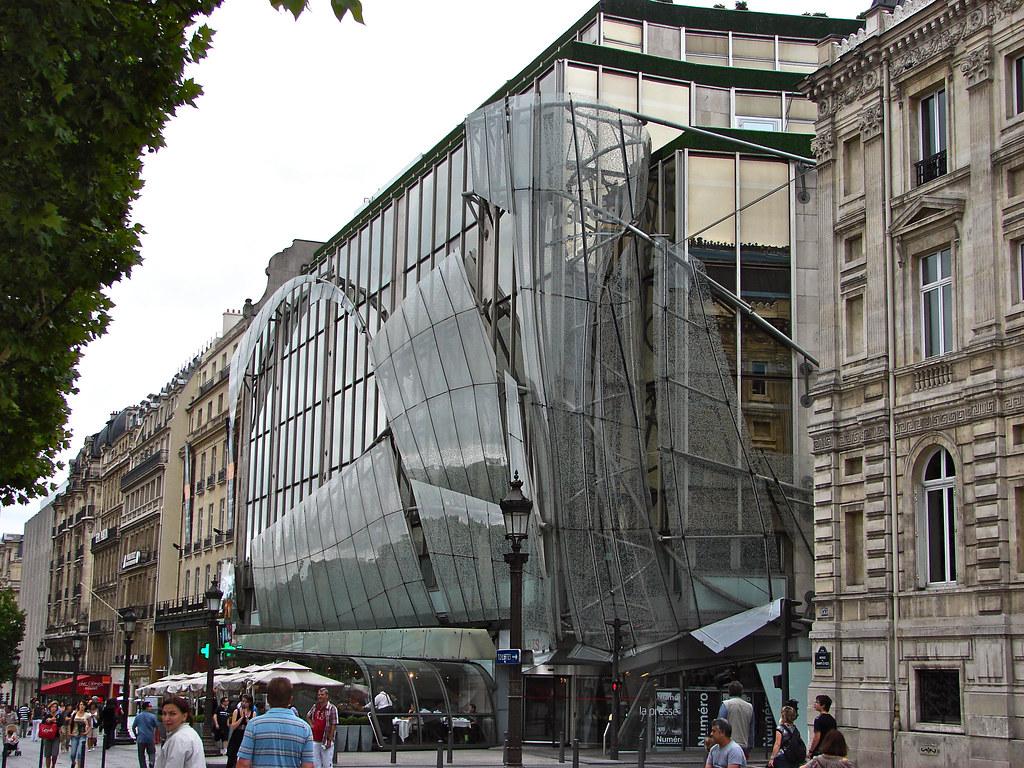 Si ge social de publicis informations ville paris for Bureau de poste paris 13 avenue d italie