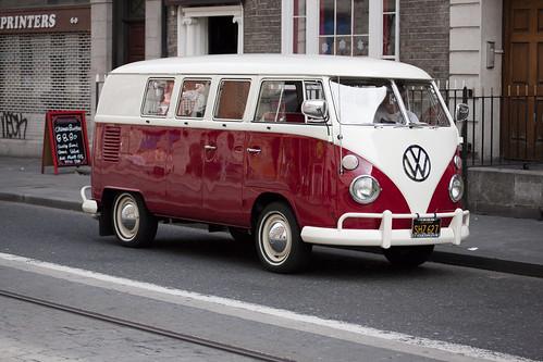 VW Minibus - Abbey Street | William Murphy | Flickr