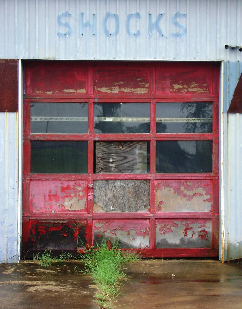 Elegant ... Overhead Door, College St., Beaumont, Texas 0912091654 | By Patrick  Feller