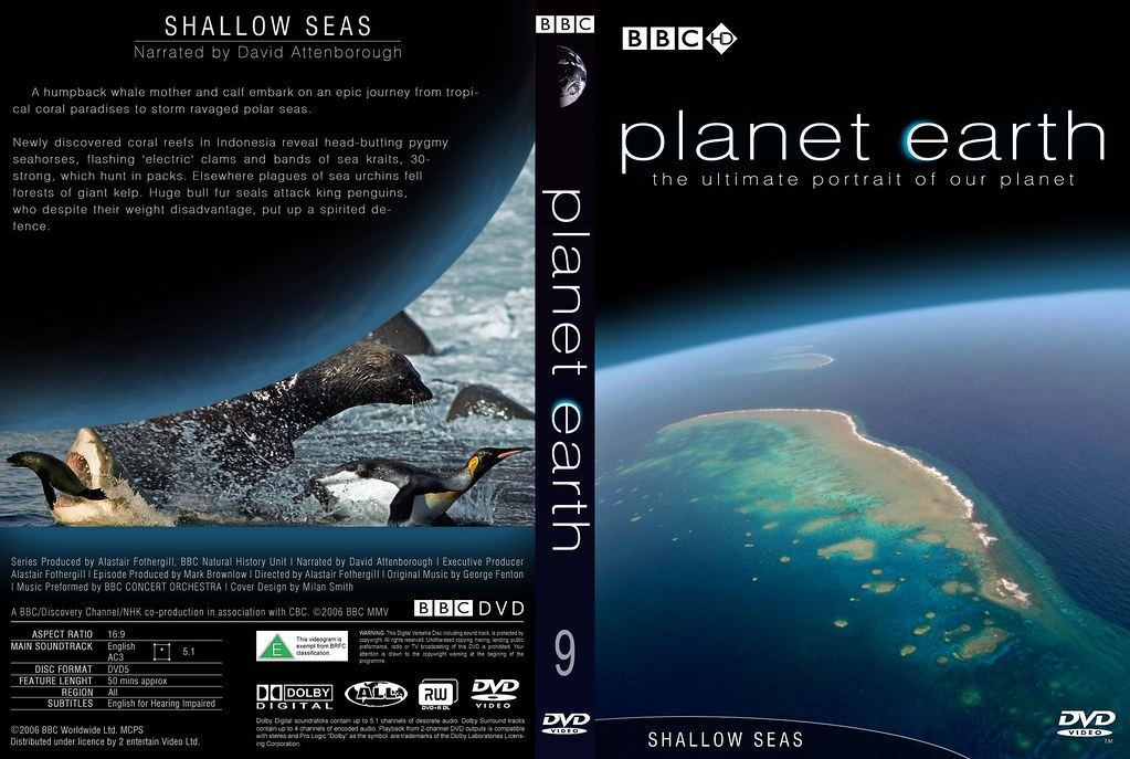 planet earth deel 9 shallow seas drovinab. Black Bedroom Furniture Sets. Home Design Ideas