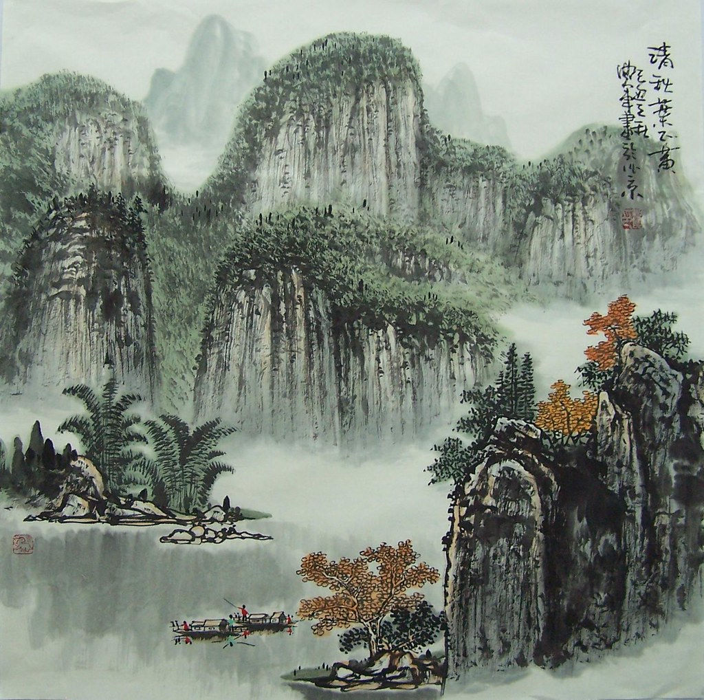 Images Of Chinese Landscape Painting