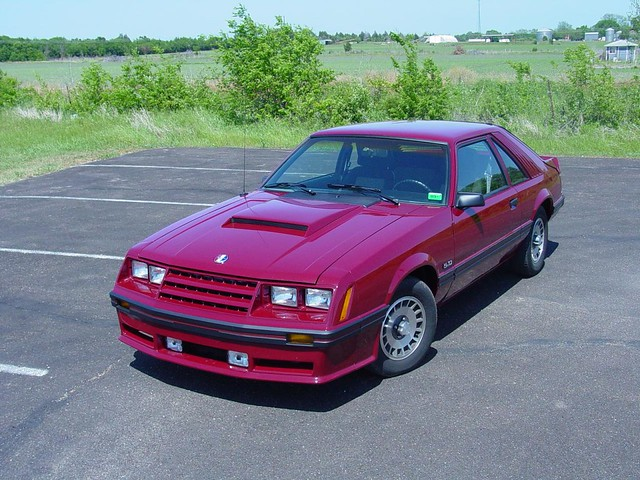 1982 Red Ford Mustang GT | 1982 Red Ford Mustang GT | Flickr