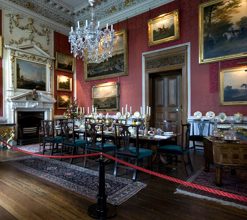 Castle Dining Room: The Dining Room, Castle Howard