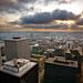 Chicago West Loop split-exposure (Explored)