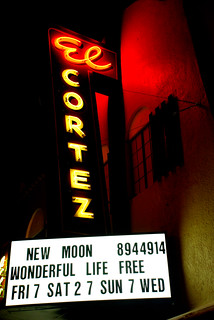Truth or Consequences, NM--El Cortez Theater | by richardzx