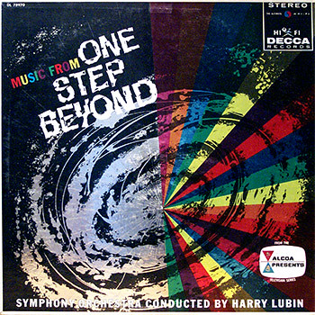 One Step Beyond Vintage Psychedelic Stereo Lp Vinyl Record