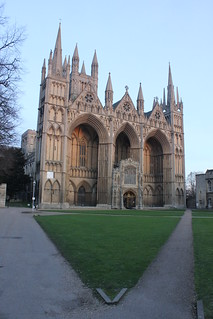 Peterborough Cathedral | by EEPaul