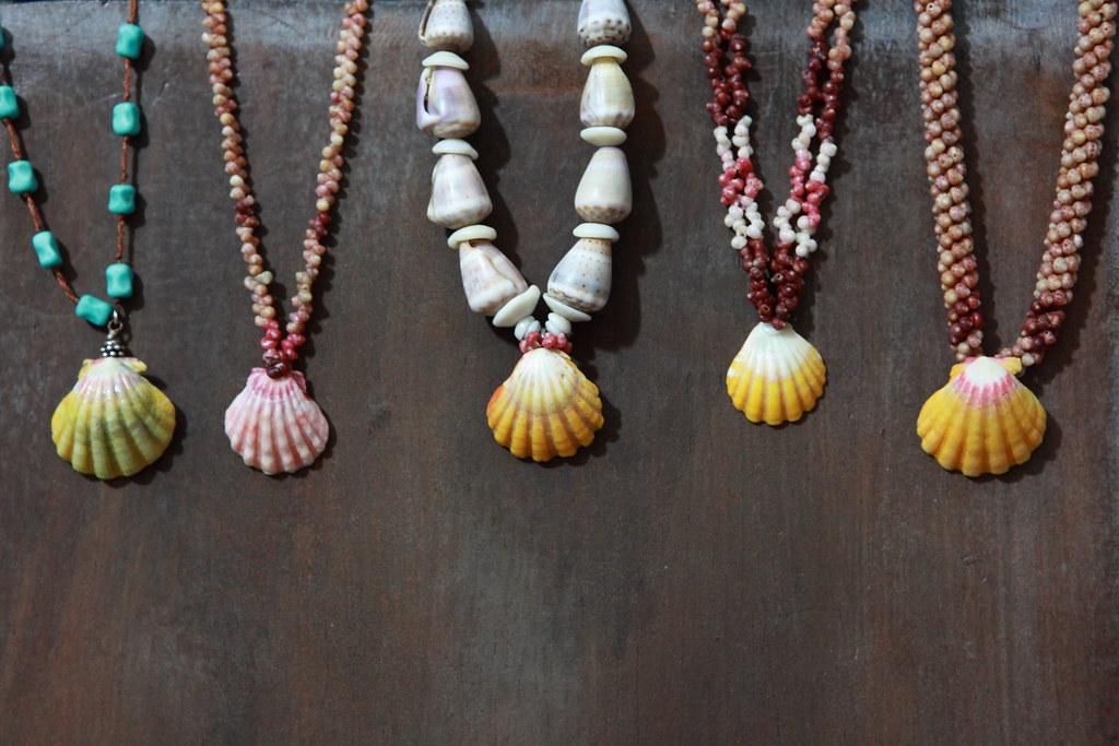 Sunrise Shell Necklace Sunrise Shell Necklaces