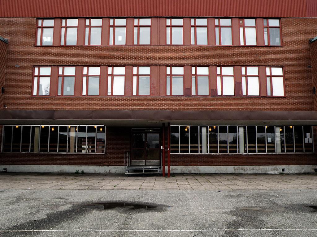 School in summer - Flatåsskolan | Eva the Weaver | Flickr