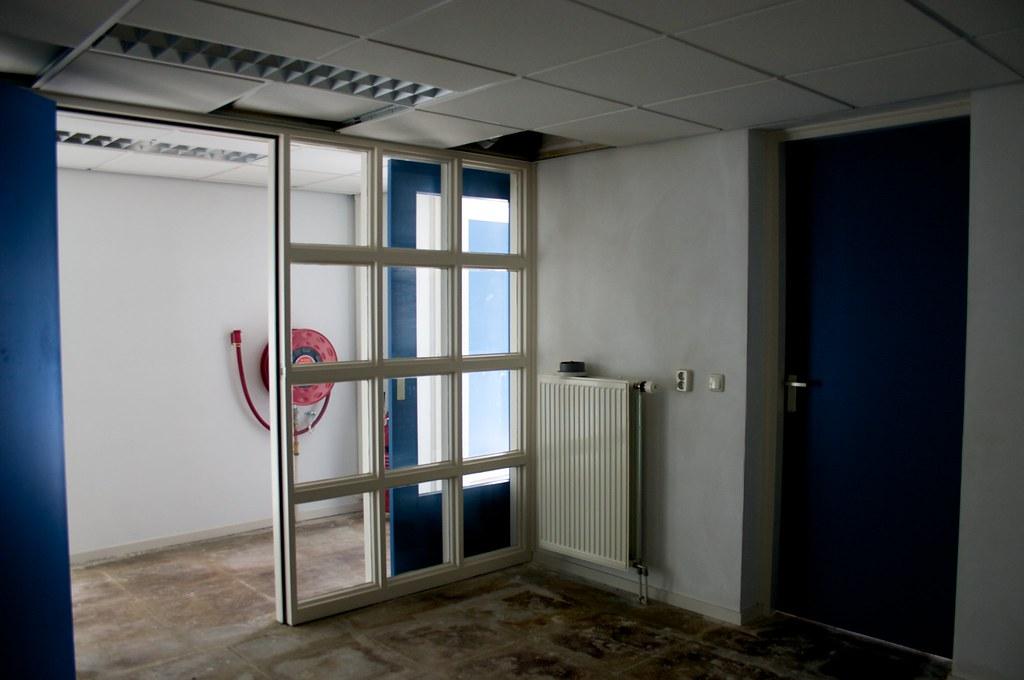 Directie kamer nieuwe kantoor locatie op de helvoirtseweg flickr - Kamer kantoor ...