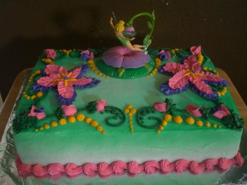 Tinkerbell Cake Coolcakes Flickr