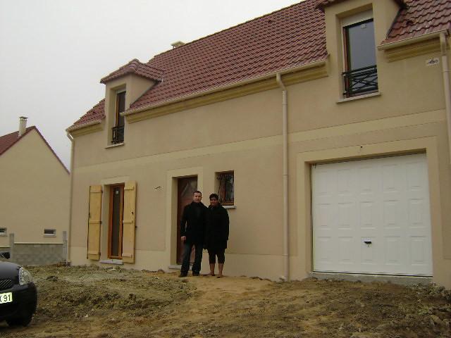 Construction d 39 une maison individuelle mod le histoire for Modele maison nicolas