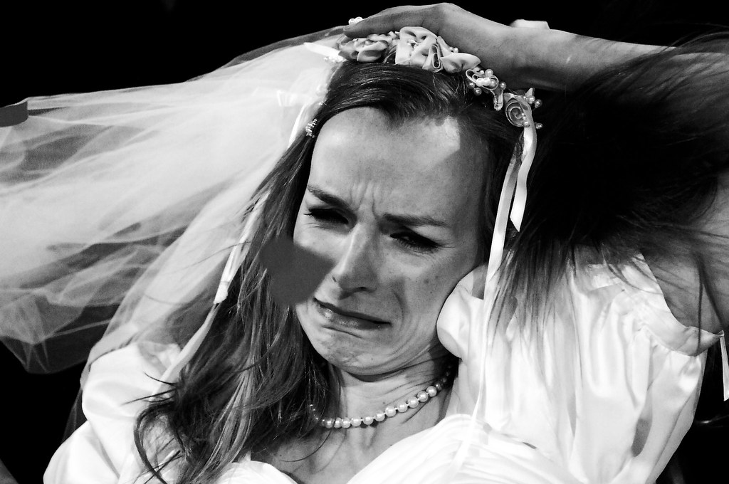 11 unhappy bride | Flickr - Photo Sharing!