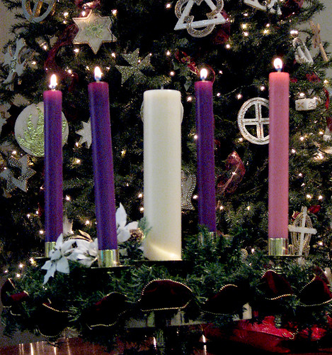 Advent Candles | by Gem Images
