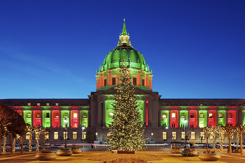 SF - City Hall - 008 - 2009-12-23 - 18-30-48 | by camarografo