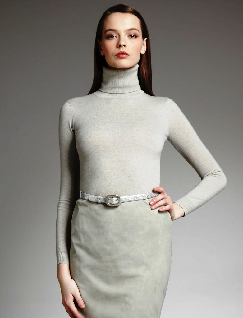 Tight Grey Dress image
