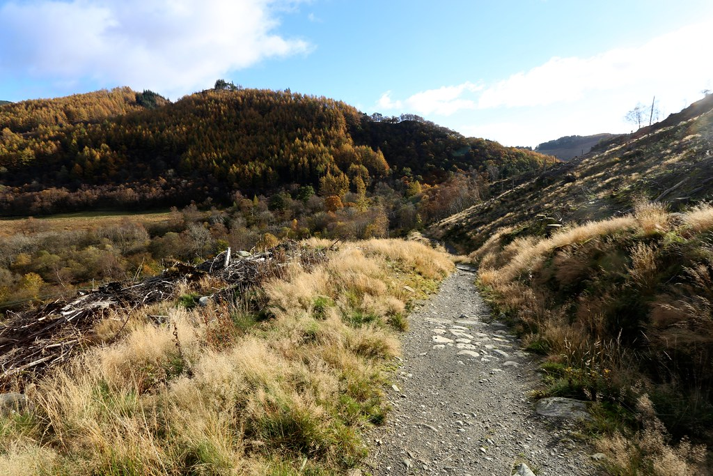 The Ben Ledi Path