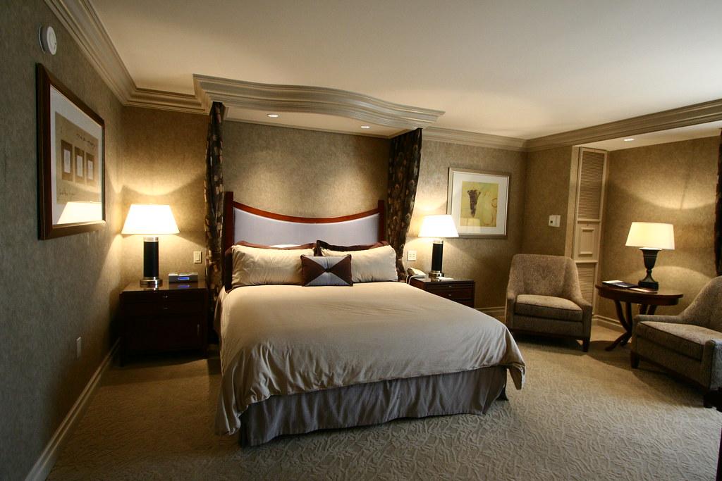 Vegas Hotel Rooms That Sleep