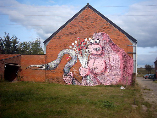 the Pink G☼rilla | by schaaflicht