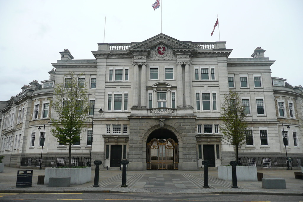 county hall maidstone kent taken while waiting for a