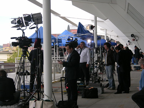 Broadcast Media Tents | by VisitPittsburgh