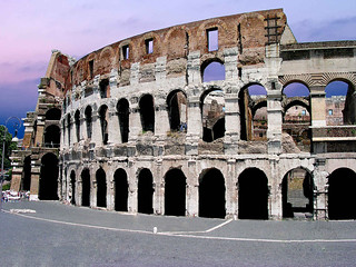 Rome - Colosseum, v | by Olof S