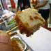 Yam Cake with Bak Kwa Bits & Pork Floss Topping