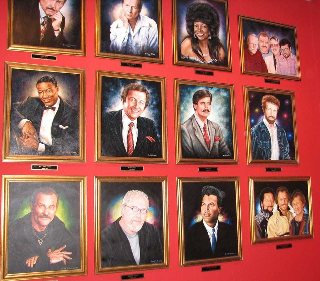 Jake Hall Saraland Al: Music Hall Of Fame ~Muscle Shoals, Al