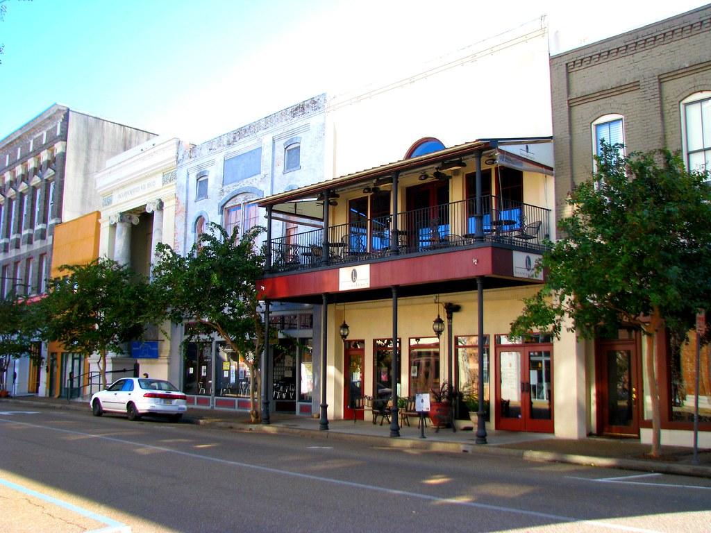 Brownstone s Restaurant in Downtown Hattiesburg