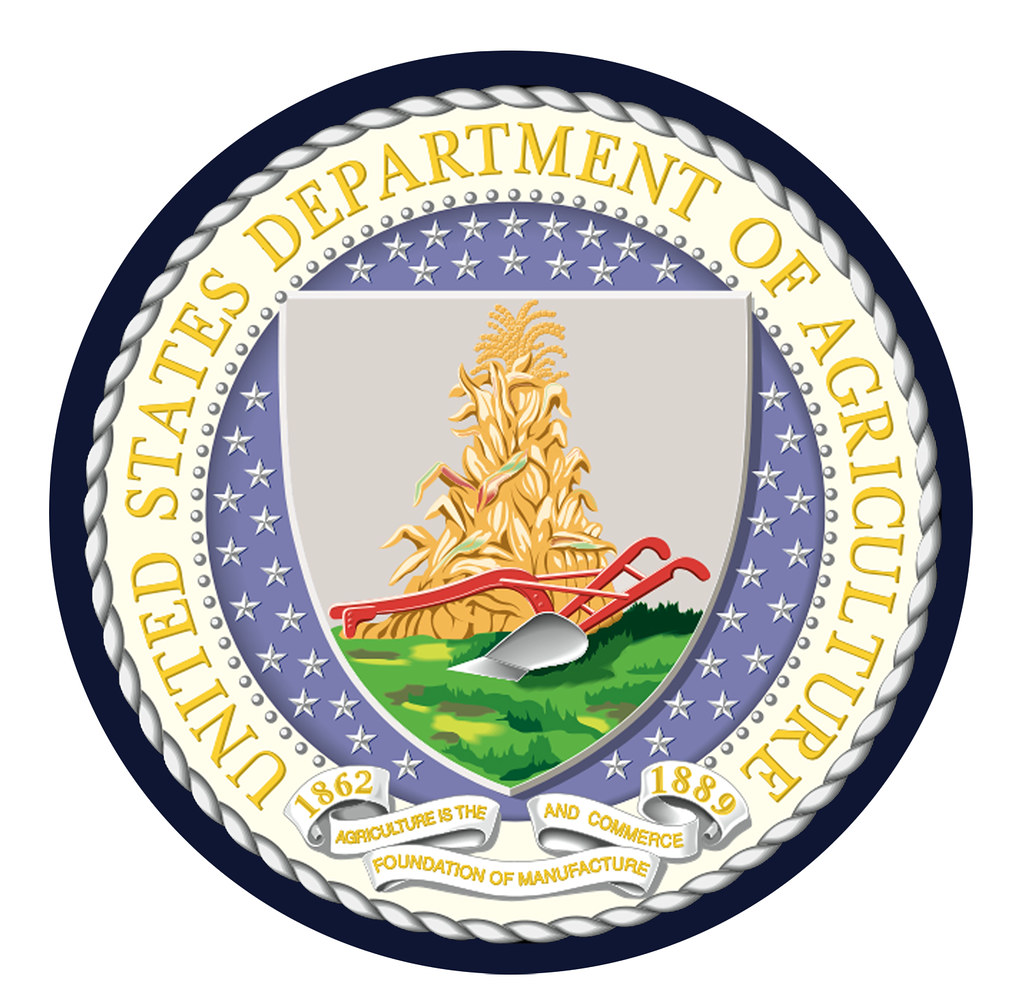 Department of Agriculture Seal | Thicker outer line added. S… | Flickr