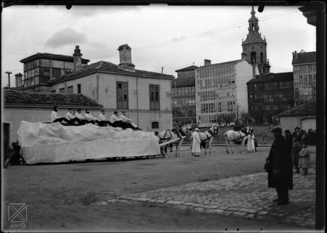 Carnavales 1913