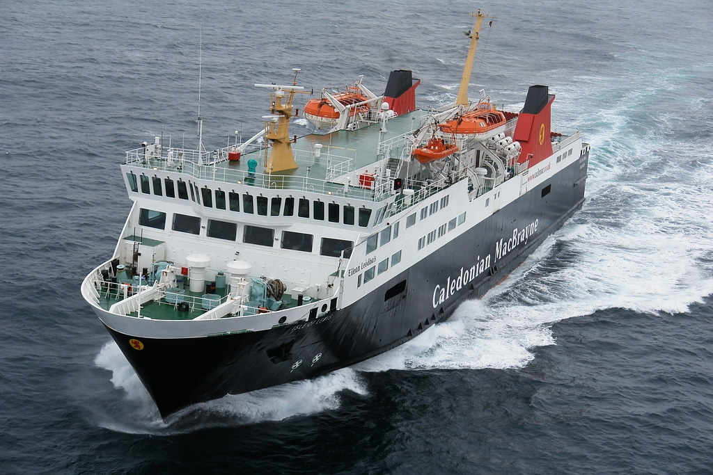 how to get to isle of lewis
