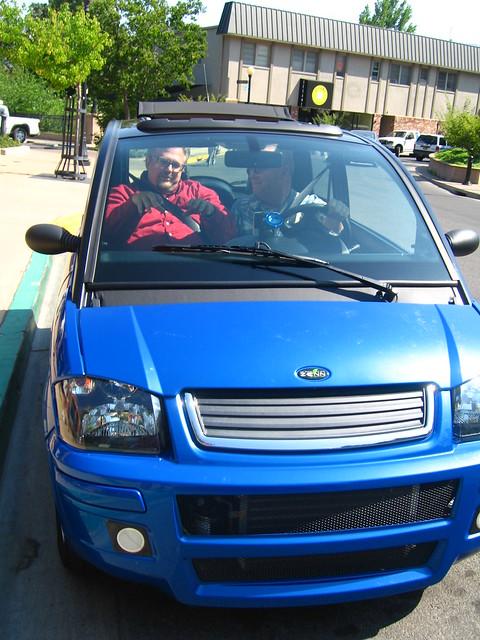 Zenn Electric Car For Sale