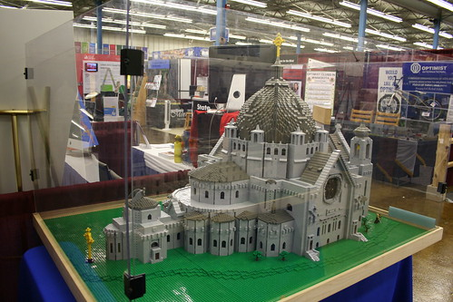 lego cathedral of saint paul