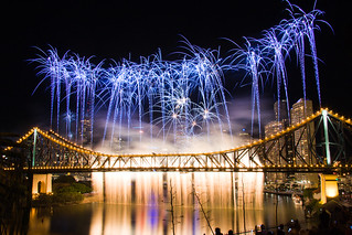 Brisbane Riverfire 2009 | by paul's parking