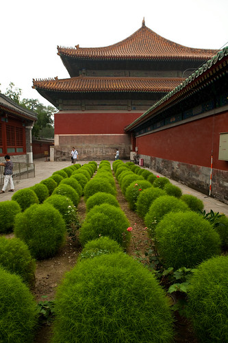 Landscaping at Confucius Temple | by ken.larmon
