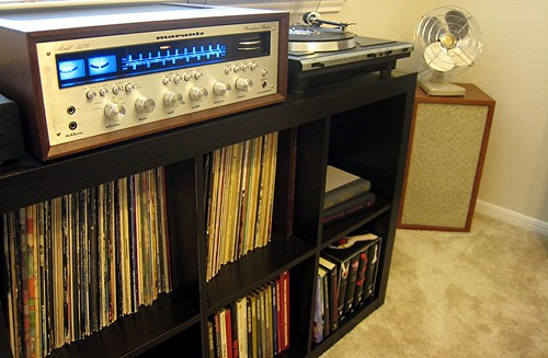 Vintage Hi Fi I Picked Up The Marantz 2270 Receiver At