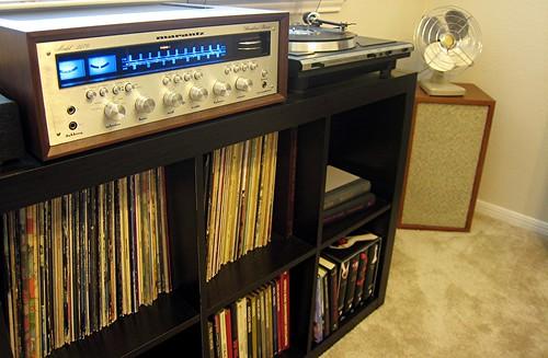 Vintage Hi Fi I Picked Up The Marantz 2270 Receiver At