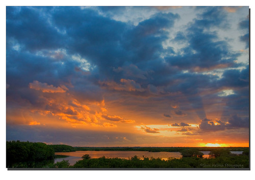 Sunrise Merritt Island NWR | by Nature Photos by Scott