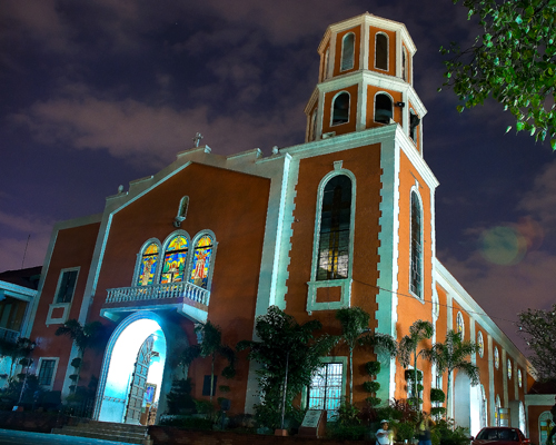 sto ni u00f1o de pandacan parish church