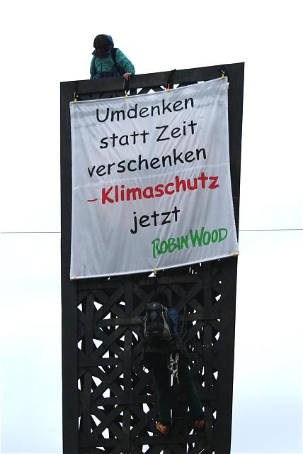 Klimaschutz: Bundestagsfraktion Bündnis 90/Die Grünen