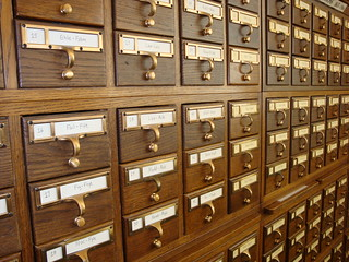 Card Catalog 2 | by bookfinch