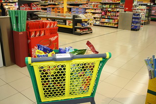 Grocery trolley. | by Polycart