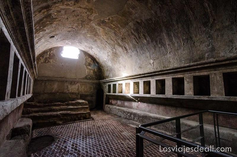 visita a Pompeya