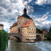 Town Hall of Bamberg in Germany