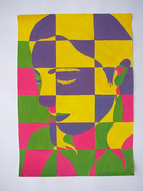 Contraste pintura color asignatura color profesor - Colores en pintura ...