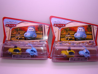 Disney international CARS pt flea and flik (1) | by jadafiend