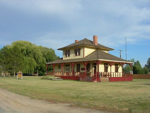 Fairfield Train Depot | by jimmywayne