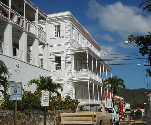 St. Thomas - Government House   Government House in St ...
