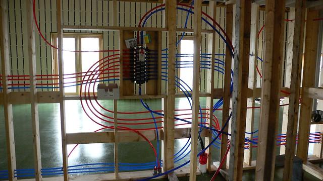 Manabloc Installation Vanguard Viega 18 Port Manabloc